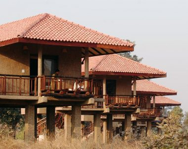 Kings Lodge, Bandhavgarh National Park, Madhya Pradesh