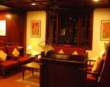 Hotel Arches, Cochin, Kerala