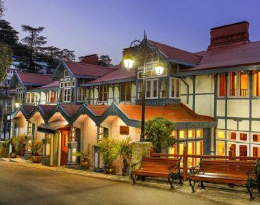 Clarkes Hotel, Shimla, Himachal Pradesh