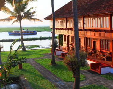 Coconut Lagoon (CGH Earth), Kerala