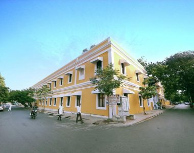 Palais De Mahe (CGH Earth), Pondicherry, Tamil Nadu