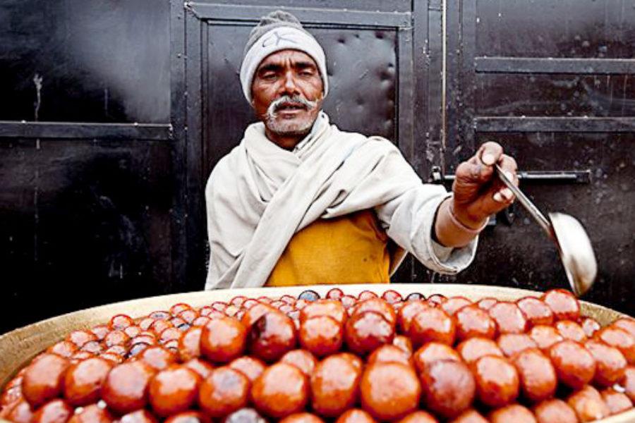 India's Five Favourite Food Walks