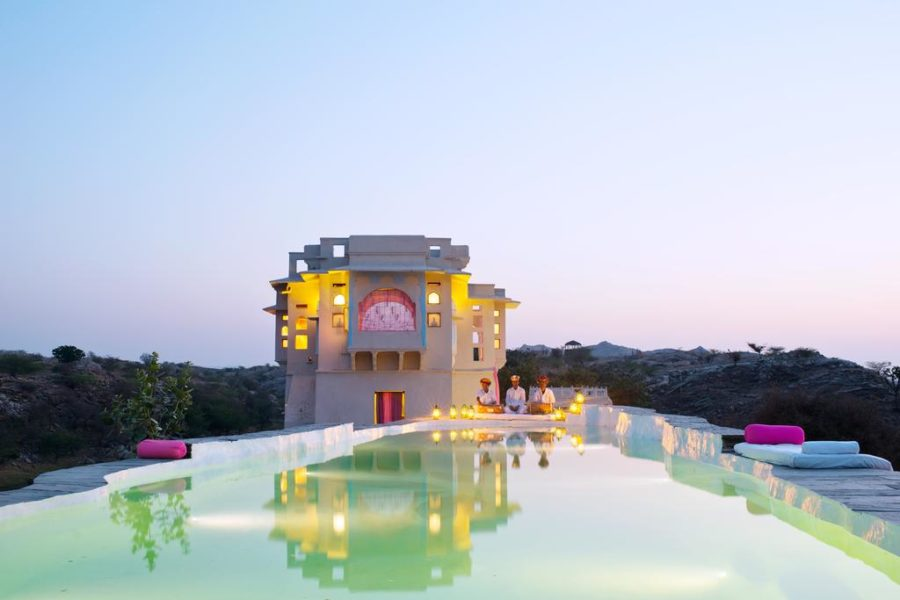 India's Best Pools With Views
