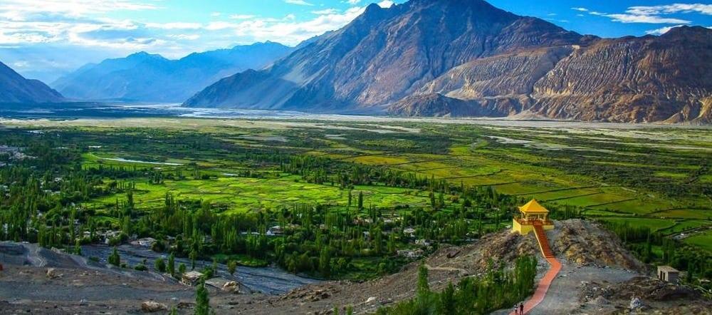 Nubra, Ladakh