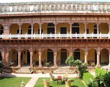 Chanoud Garh, Rajasthan