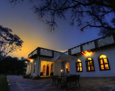 The Chambal Safari Lodge, Bah, Uttar Pradesh