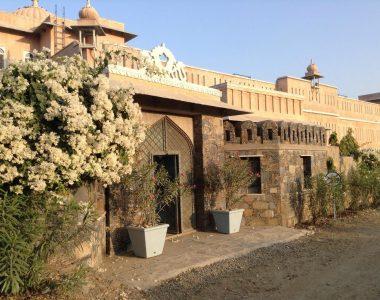 Bujera Fort, Udaipur, Rajasthan