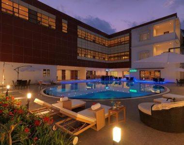 Gold Finch Airport Hotel, Bangalore, Karnataka