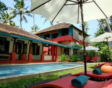Marari Beach Villas, Mararikulam, Kerala