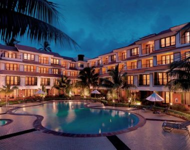 Double Tree by Hilton, Arpora, Goa