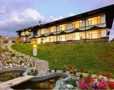 The Elgin Mountain Pandim, Pelling, Sikkim