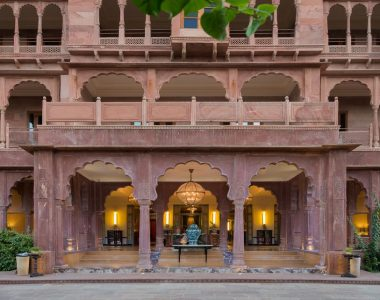 Narendra Bhawan, Bikaner, Rajasthan