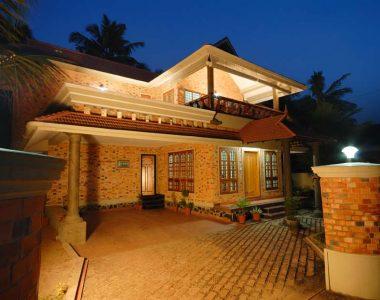 Elsa's Homestay, Alleppey, Kerala