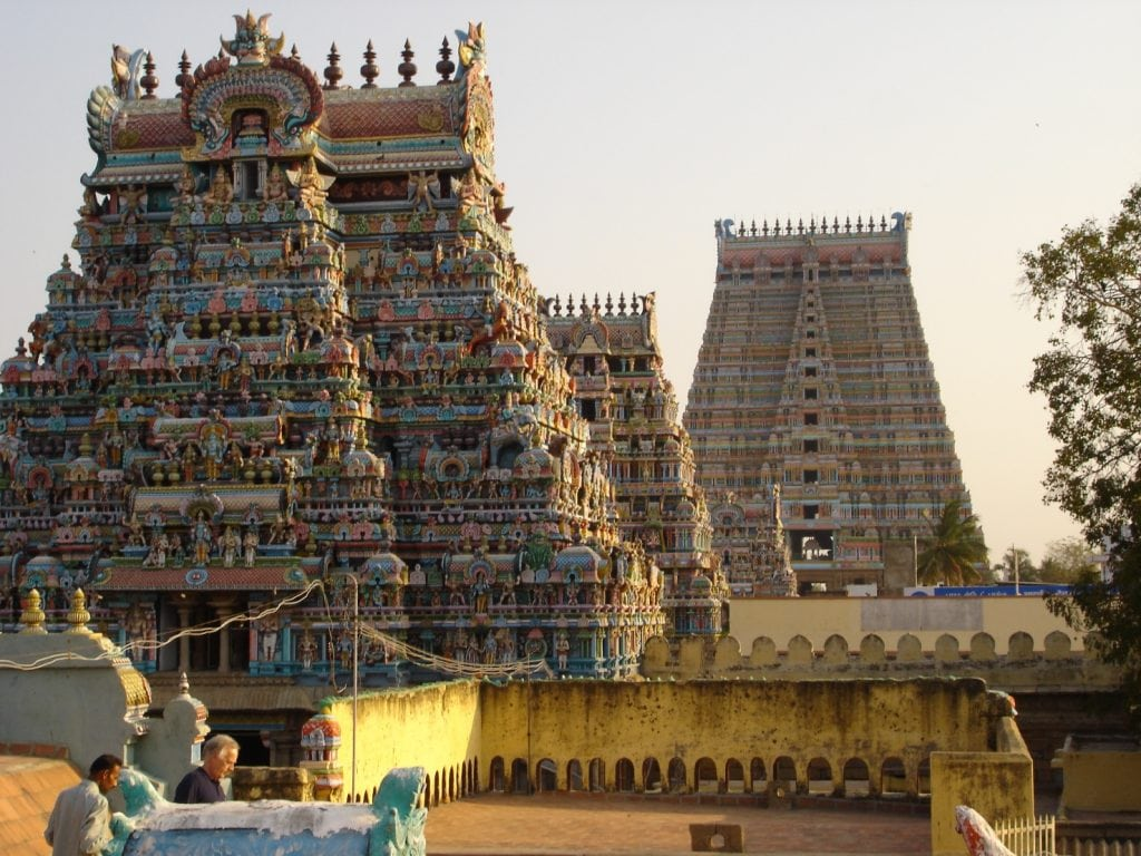 one of the most beautiful temples in India