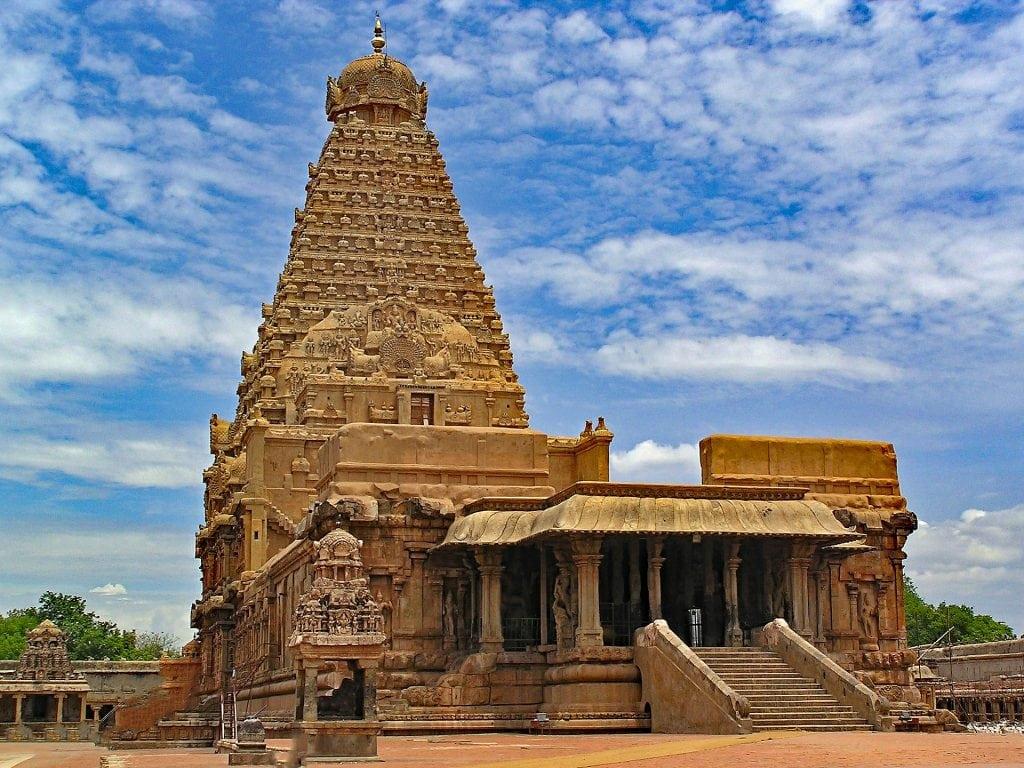 best temple town in Tamil Nadu